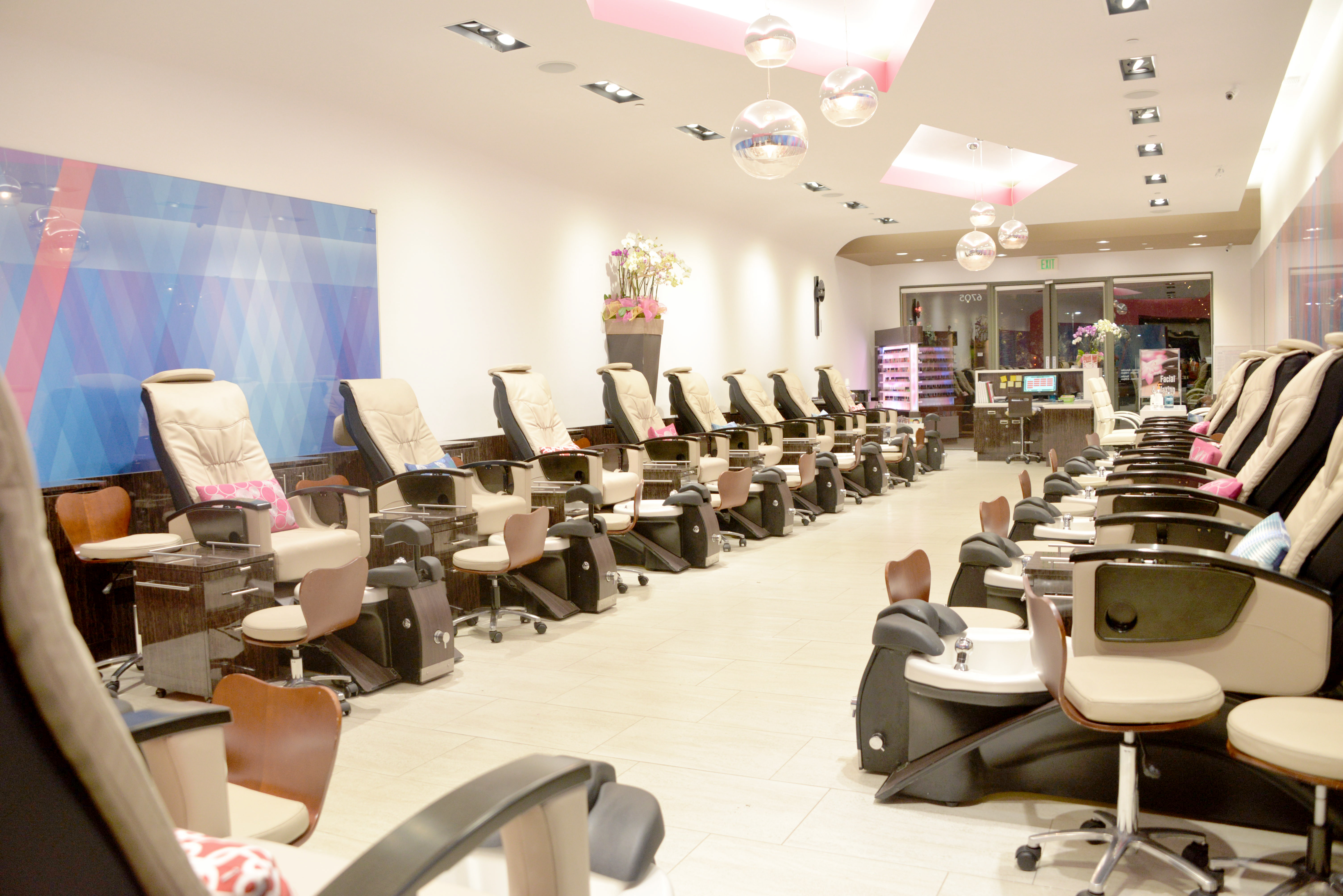Images Luxury Nail Lounge in Irvine & Newport Beach